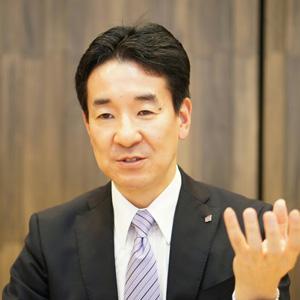 岡三オンライン証券 大杉茂取締役社長インタビュー