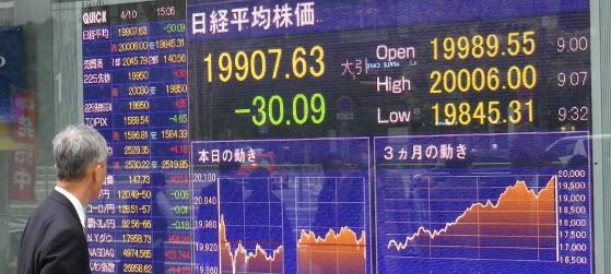 nikkei-average 20000-yen reached