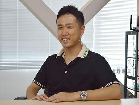 斎藤 岳氏